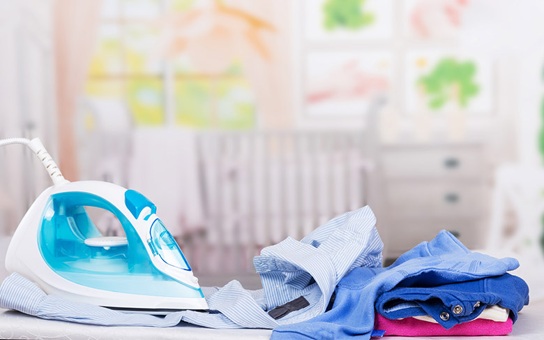 #9 Ironing From Cool to Hot